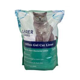 חול קריסטל לחתולים לידר צ'ויס