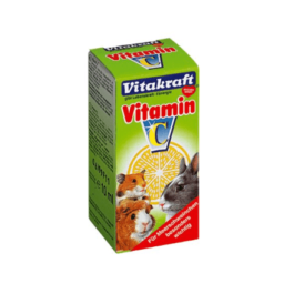 חטיף למכרסמים / ויטמין
