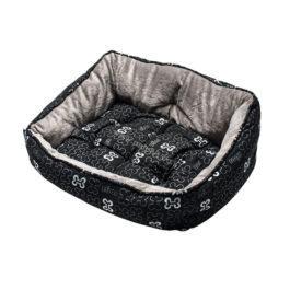 מיטת רוגז אופנתית בצבע שחור