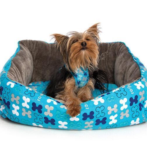מיטה לכלב יורקשייר