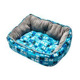 מיטת רוגז אופנתית בצבע כחול