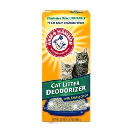 מרענן חול חתולים דאודורנט