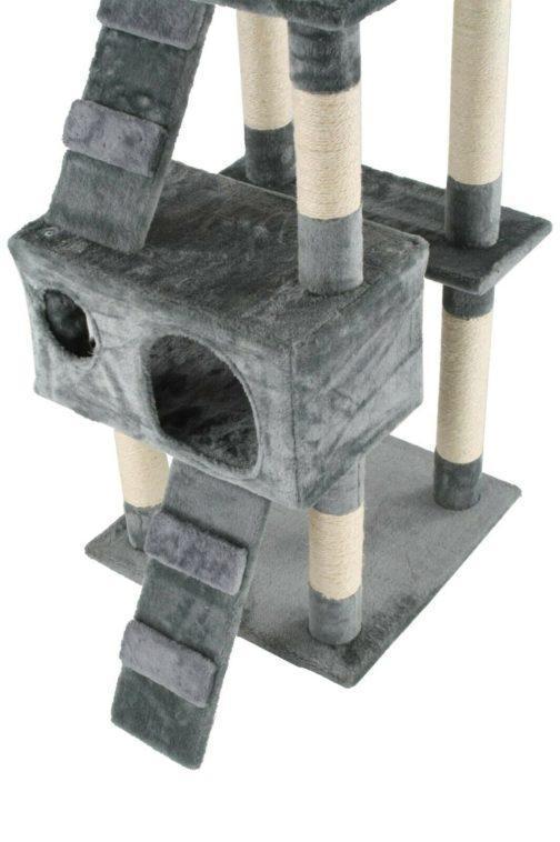 מתקן גירוד ענק לחתולים lz0114