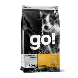 מזון לכלבים רגישים - גו סנסטיב