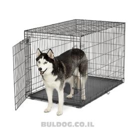 כלוב אילוף - לכלב. כלוב רשת