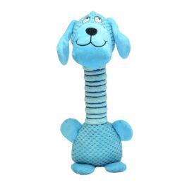 בובת צעצוע לכלב נשיכה לעיסה לכלבים גדולים, קטנים גורים ובוגרים.