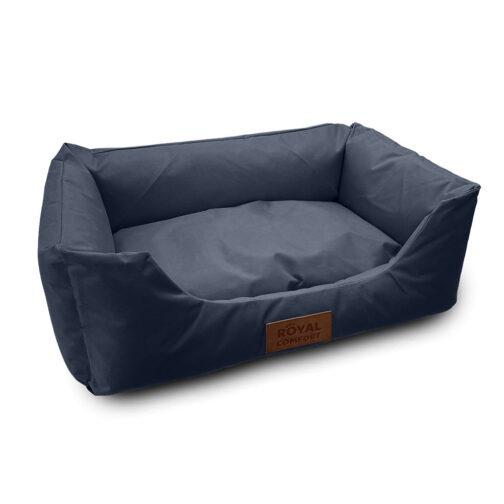 מיטה לכלב קטן רויאל בצבע כחול