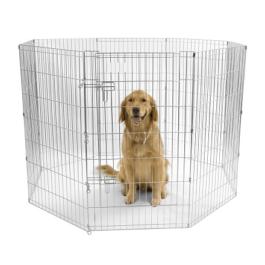 כלוב תיחום - גדר לכלב