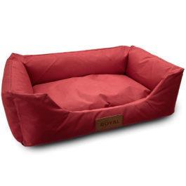 מיטה לכלב גדול XL צבע בורדו