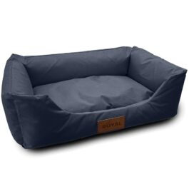 מיטה לכלב-ענק רויאל בצבע כחול