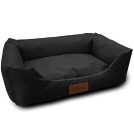 מיטה לכלב ענק רויאל בצבע שחור