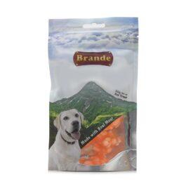 חטיף-לכלב-בראנדה-דאמבל-עוף-ואורז
