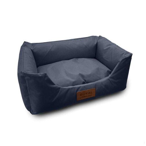 מיטה קטנה לכלב רויאל צבע כחול