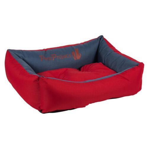 מיטת פטס פרוג'קט נגד מים צבע אדום