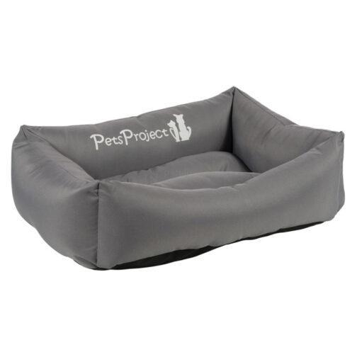 מיטת פטס פרוג'קט נגד מים צבע אפור