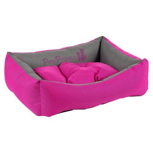 מיטת פטס פרוג'קט נגד מים צבע ורוד