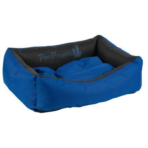 מיטת פטס פרוג'קט נגד מים צבע כחול רויאל