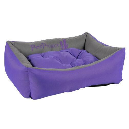 מיטת פטס פרוג'קט נגד מים צבע סגול
