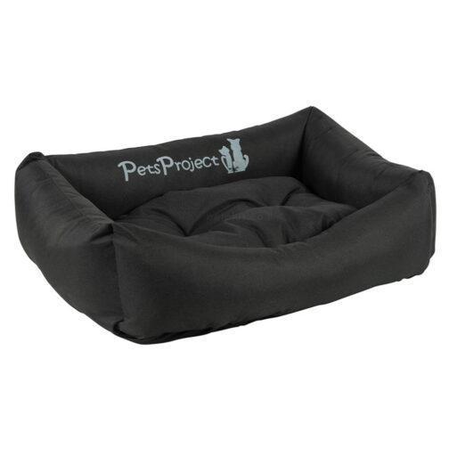 מיטת פטס פרוג'קט נגד מים צבע שחור