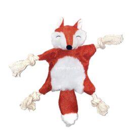 צעצוע-לכלב-בובה-מרשרשת-שועל אודי חמודי