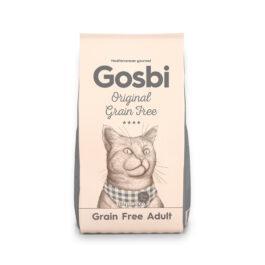 גוסבי אוריג'ינל לחתול בוגר ללא דגנים