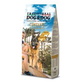 אוכל לכלבים דוג אנד דוג בטעם ברווז
