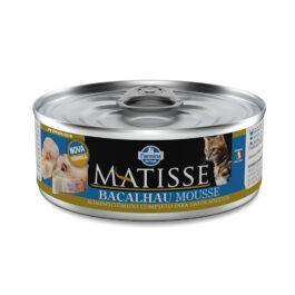 מעדנים לחתול מאטיס דג קוד